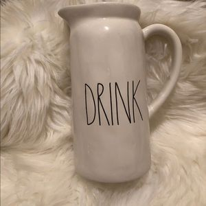 Other - Rae Dunn Drink Pitcher